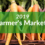 2019 Farmer's Markets